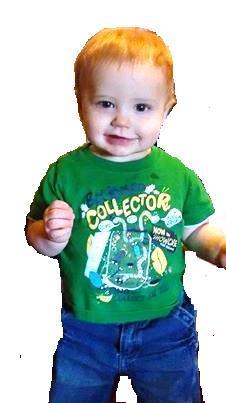 My precious Great Grandson