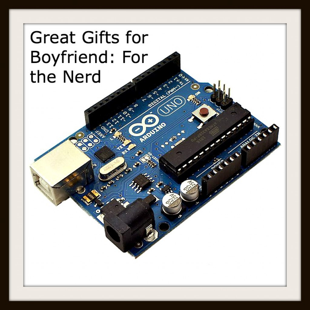 Great gifts for boyfriend for the nerd in your life for Amazing gifts for your boyfriend