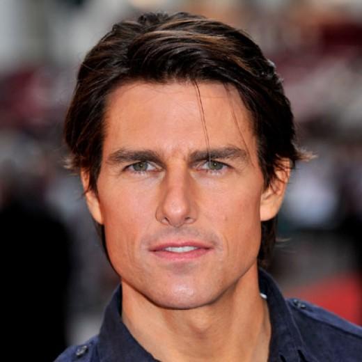 Famous Scorpio ascendant-Tom Cruise
