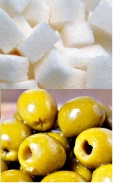sugar cubes & olive oil, Edited by Jessica B. Smith