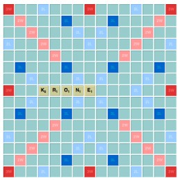 Scrabble can be beneficial in more than one way!