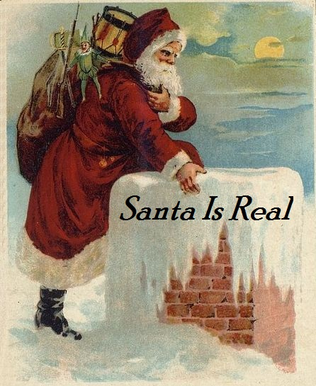 The reasons I know Santa is real.
