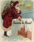 Top Five Reasons I Know Santa Is Real