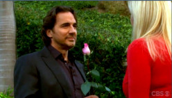 The Bold and the Beautiful:  Ridge is Back - For Brooke! (With Video)