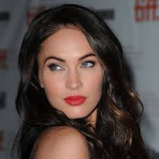 Megan Fox, a famous celebrity with Taurus-Leo rising
