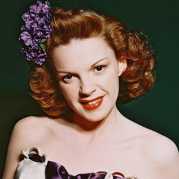 Judy Garland-famous Cancer ascendant