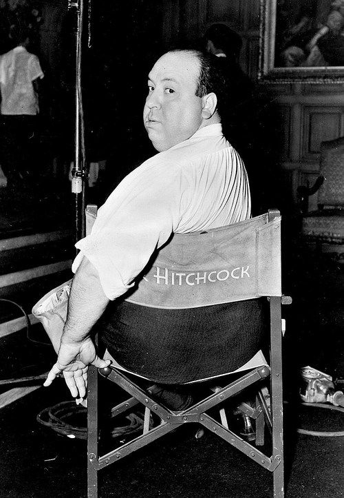 Alfred Hitchcock (circa 1930s)