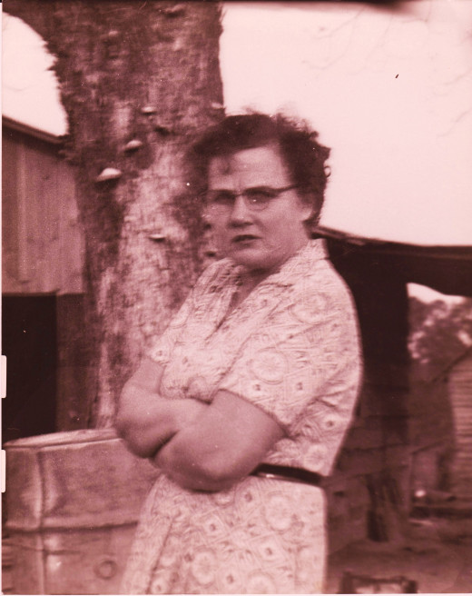 Grandmother Ruth