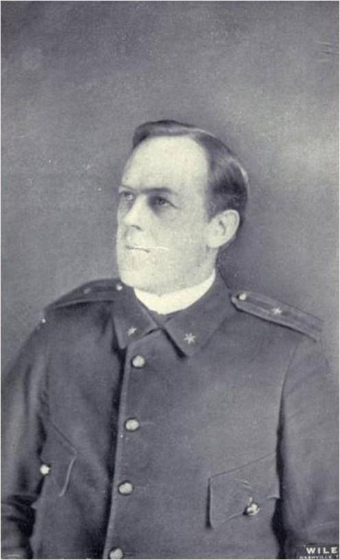 Thomas S. Hutchison, Major of Artillery, Kingdom of Greece, Legion of Garibaldi.