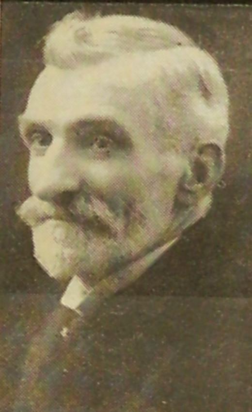 Captain Charles Graham