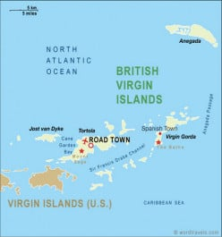 British Virgin Islands: How British Are They?