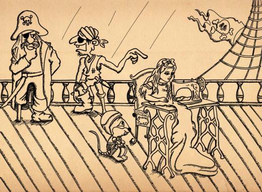 Pirates #1