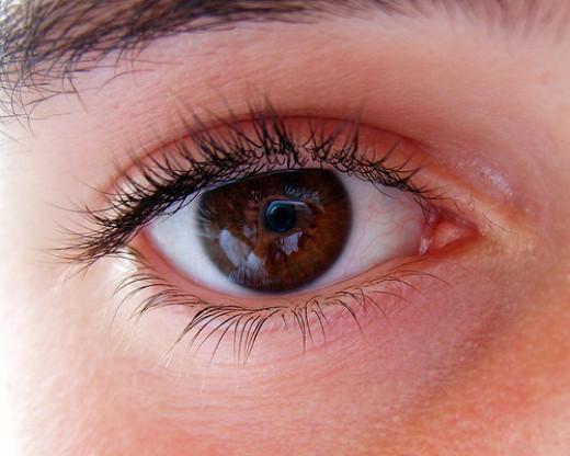My eye from Dan Foy flickr.com