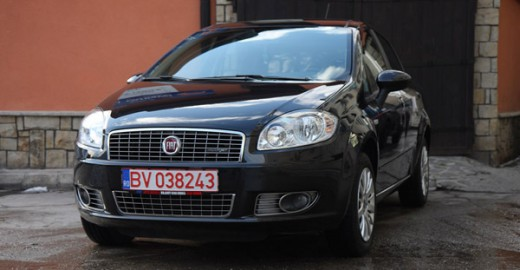 Fiat Linea - Multijet Diesel. Fiat Linea - Great expectations - The quality