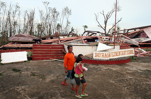 Casino operators eye repair of damaged schools in Yolanda-hit areas