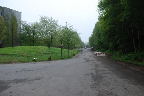 View of the Sart-Tilman estate