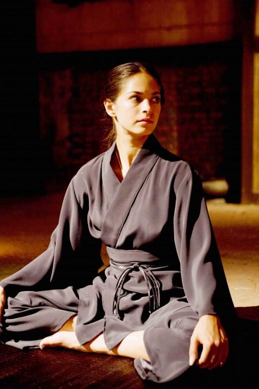 Kristin Kreuk as Chun Li
