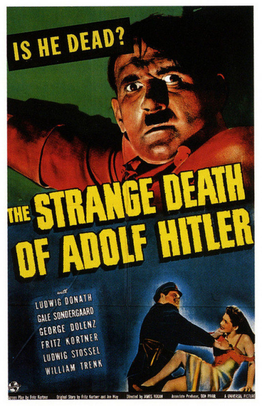 The Strange Death of Adolph Hitler, 1943 by paul.malon