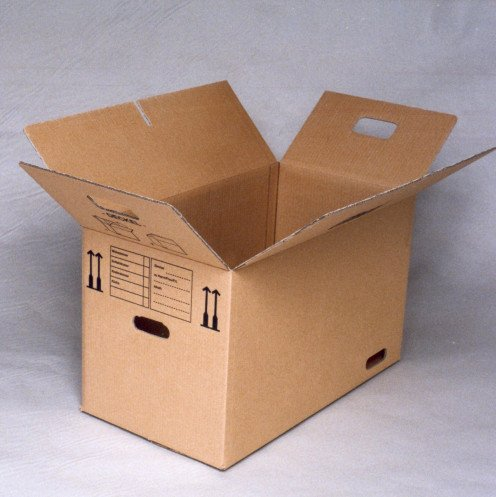 Packing, sealing and labeling boxes prior to your move will save time