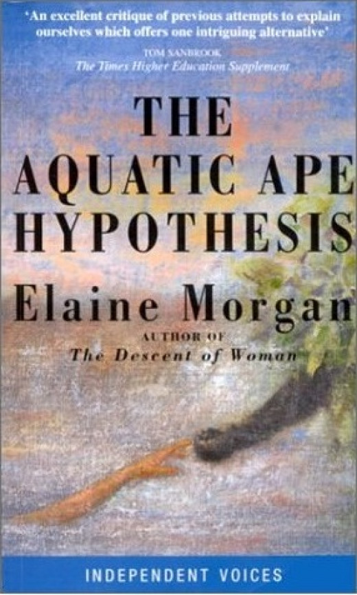 One of Elaine Morgan's books