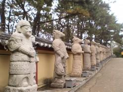 Visiting Korea: Day 4 at Busan