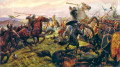 CONQUEST - 3: AFTERMATH - AD 1071, English Struggle against William ends in the Fens at Ely