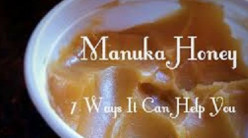 All Natural Remedies for Illness using Manuka Honey
