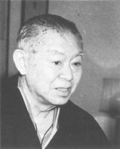 Americans Are Cray-Cray: The Destruction of Tradition in Tanizaki's