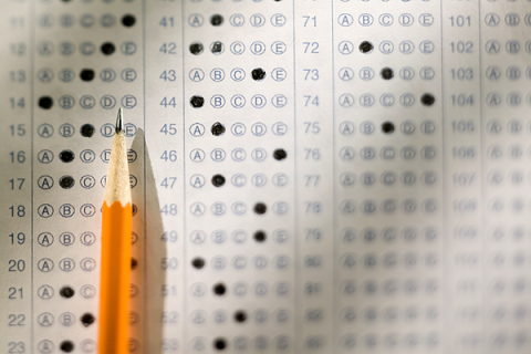 Standardized tests are easy to scatter answers around and manage to get sufficient correct answers. Rooks, N. M. (2012, October 11). Why it's time to get rid of standardized tests read more: Why it's time to get rid of standardized tests | time.com h