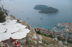 Things to do in Dubrovnik in Croatia : A Visit to Lokrum Island