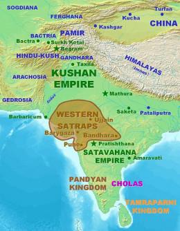Western Kshatrapa Empire