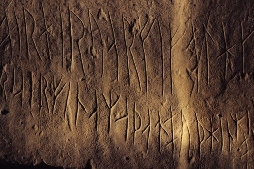 Mareshowe Viking rune 'graffiti' - Orkney's jarls were once as powerful as the Scots' or Norse kings, their territories extended to Lewis in the Outer Hebrides and Shetland as well as Caithness and Sutherland on mainland Scotland