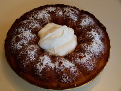 Baba au Rhum Recipe for Flaming Rum Soaked Dessert