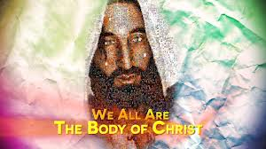 We the Collective spirit are the Christ