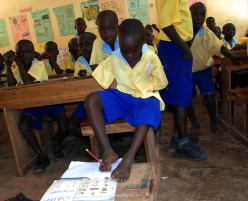 Of smart phones, surgical or hygienic removal of developmental barriers and  smarter schools for Africa
