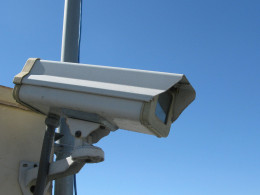 Camera Security Systems are popular because they can be played back to catch burglars in action.