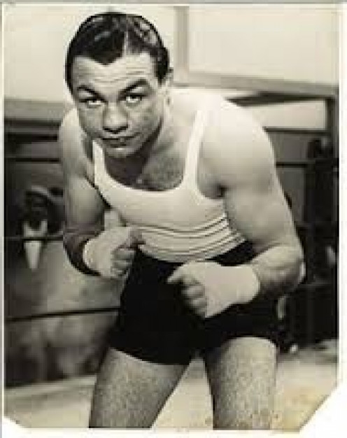 Tony Canzoneri is a former Featherweight, Lightweight and Jr. Welterweight world champion.