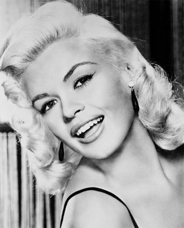 """Jane Mansfield"",these beautiful blondes caused many a woman to reach for the peroxide for years to come."