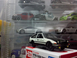Initial D diecast 2013 Dream Tomica Series