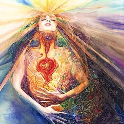Divine ecstasy