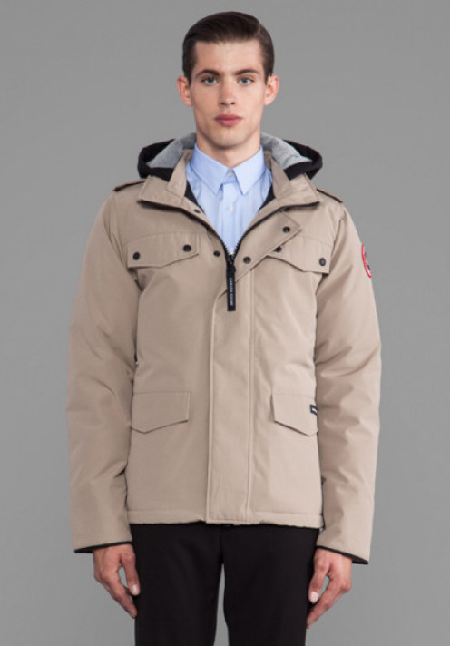 Canada Goose coats sale discounts - A complete Review of the Burnett Jacket by Canada Goose