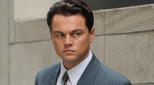 Leonardo DiCaprio as Jordan Belfort