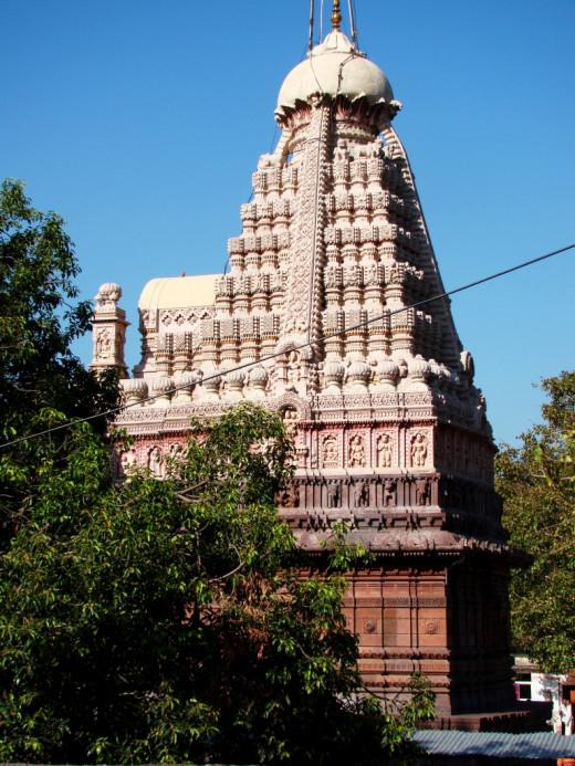 Ghushmeswar temple, Ellora 2