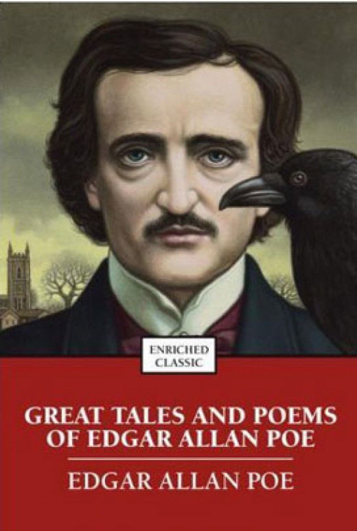Poe drew inspiration for his creative work from his dreams.