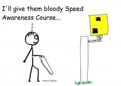 What is the AA Speed Awareness Course Like?