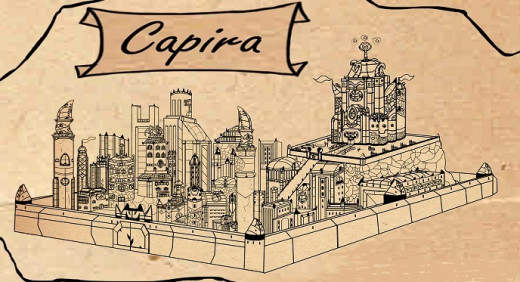 #2: Capira, the Capital City of Kira