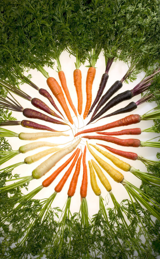 The many colors of Carrot