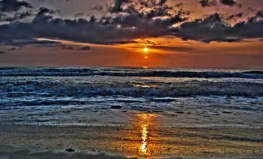 Sunrise Flare from Nobel Upchurch flickr.com