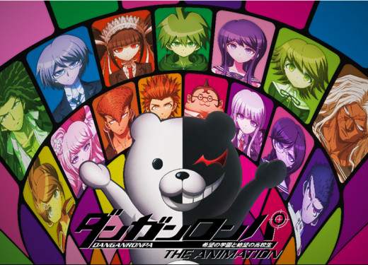 Promotional Poster for DanganRonpa