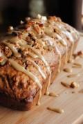 Pumpkin Gingerbread Loaf